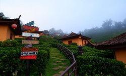 บ้านรักไทยแม่ฮ่องสอน ดินแดนอันแสนจะโรแมนติกท่ามกลางสายหมอก
