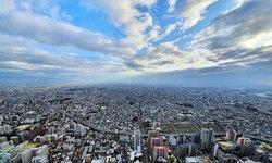 HARUKAS 300 พาชมวิวเมืองโอซาก้าสวยๆ แบบ 360 องศา บนความสูง 300 เมตร