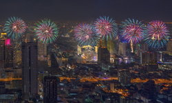 ตบเท้าสู่ปี 2020 ด้วยการเคาท์ดาวน์แบบสูงที่สุดในกรุงเทพฯ ณ คิง เพาเวอร์ มหานคร