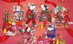 ตรุษจีน 2563 คิง เพาเวอร์ ชวนชมผลงานภาพวาดลายเส้นระดับโลกฝีมือคนไทย
