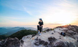 ภูตาจอ บันทึกการเดินทางพิชิตจุดชมทะเลหมอกที่สูงที่สุดของเมืองพังงา
