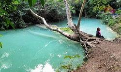 น้ำตกวังก้านเหลือง จุดกางเต็นท์ริมธารน้ำสีมรกต Hidden gem แห่งลพบุรี