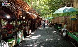 สวนไผ่ขวัญใจ ตลาดนัดป่าไผ่สร้างสุข แหล่งรวมของดี จ.พัทลุง