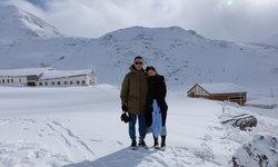 ไปสัมผัสหิมะบนเทือกเขาเจแปนแอลป์ ที่ประเทศญี่ปุ่น