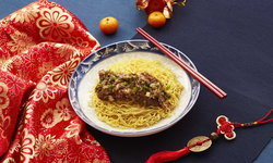 คิง เพาเวอร์ รางน้ำ ชวนอิ่มอร่อยต้อนรับตรุษจีน กับ 8 เมนูอาหารมงคล จาก 30 ร้านดัง
