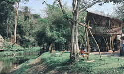 สมจิต ฟาร์มสเตย์ คาเฟ่ ที่พัก และลานกางเต็นท์บรรยากาศสุดฟินอินธรรมชาติ