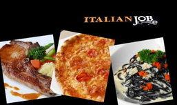 อร่อยสุดคุ้มที่ Italian Job