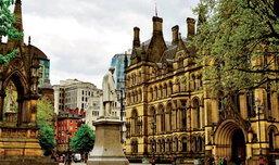 Manchester สวยแก่นแสนสนุก