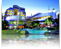 โรงแรม เอวัน เดอะรอยัล ครูซ พัทยา A-One The Royal Cruise Hotel Pattaya