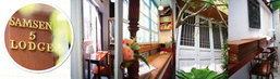 Samsen 5 Lodge บูติกโฮเต็ลในกลางเมือง