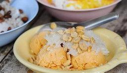 นัฐพร ไอศครีมกะทิสด หอมอร่อย หวานมัีน