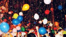 10 ไดเร็กทอรี่ สถานที่ปาร์ตี้ปีใหม่ 2012