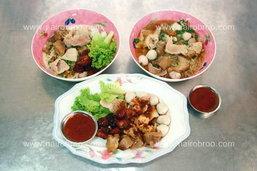 เพ็ญพริกเผ็ด ก๋วยเตี๋ยวอร่อยเลิศ เมืองเพชรบุรี