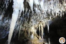 มุดถ้ำคลัง ชมประติกรรมหินอันน่าอัศจรรย์