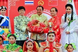 เที่ยวฉลองเทศกาลตรุษจีน 12 พื้นที่ทั่วประเทศ ปี 2557