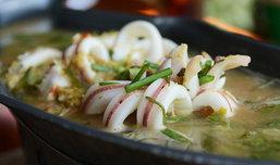 อิ่มพุงกลม กับอาหารทะเลสดๆ ที่ กบซีฟู้ด คลองโคน สมุทรสงคราม