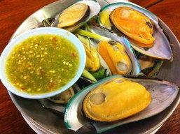 """สุดยอดแหล่งกิน """"หอย"""" โคตรอร่อยในเมืองไทย"""