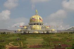 เปิดพระราชวังทองคำสุลต่านมาเลเซีย อิสตานา เนการา (istana negara palace)
