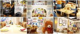 """Eatery"" คาเฟ่ขนมพี่หมี สุดมุ้งมิ้ง ย่านวัชรพล"