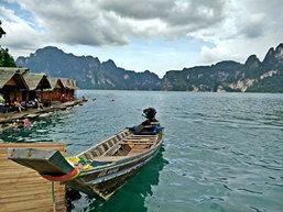 กระโดดน้ำที่ เชี่ยวหลาน – กุ้ยหลินเมืองไทย ณ.แพนางไพร