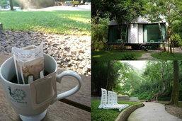 """ชุ่มฉ่ำสายฝน """"Villa Moreeda"""" สวนผึ้ง จ.ราชบุรี"""