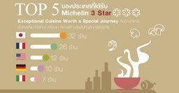 """ทำความรู้จัก """"Michelin Star"""" อาหารติดดาวระดับโลก"""