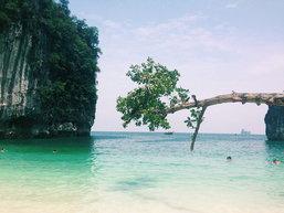 """""""เกาะห้อง"""" สวรรค์บนดิน แห่งทะเลกระบี่"""