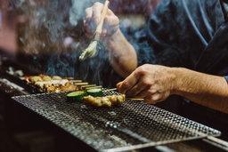 ลิ้มรสสุดยอดไก่ย่างสไตล์ญี่ปุ่นร้านดังแห่งเอเชีย