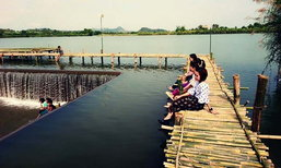 """รีวิว """"วังเลา"""" สัมผัสม่านน้ำและอ่างเก็บน้ำแหวกแห่งเมืองเลยที่เที่ยวใหม่สุดอันซีน"""