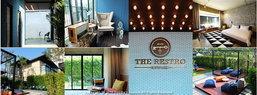 เที่ยวหัวหินแบบเก๋ๆ ต้องพัก @The Restro ที่พักสบายๆ สไตล์ Retro