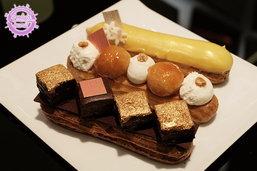 Éclair weekend ขนมสุดอร่อยจากปารีสที่ผนวกแฟชั่นล้ำสมัยกับสไตล์สุดชิค @ Fauchon