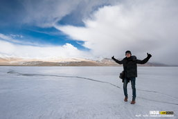 [ Video ] ตะลุยเดี่่ยว พาเที่ยวอินเดีย 15 วันตอนที่ 2 : โคตรจะฟินที่ทะเลสาบน้้ำแข็ง Tso-moriri แล้วเก็บตกที่เมืองเลห์
