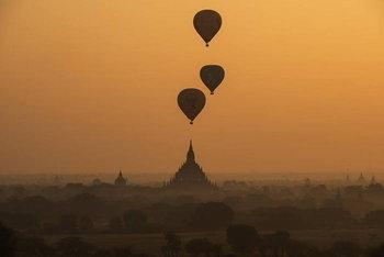 พุกาม พม่า