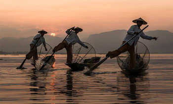 อินเล พม่า
