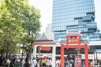 Bangkok-Hong Kong Street Battle Food Festival