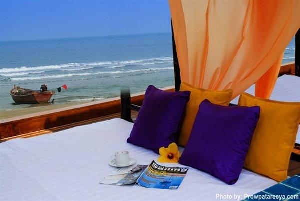 บ้านพักติดทะเล ปราณบุรี