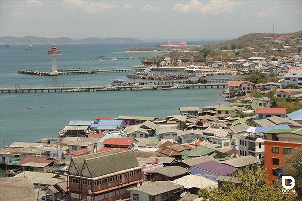วิวเกาะสีชัง