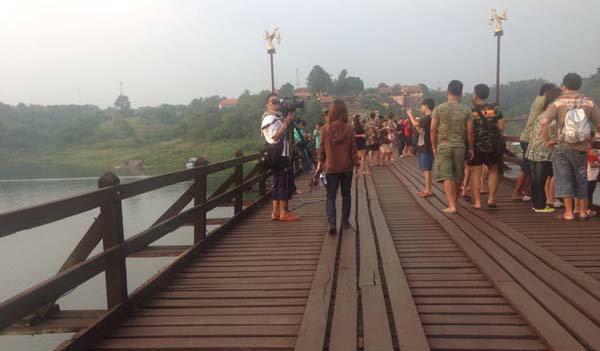 สะพานมอญ