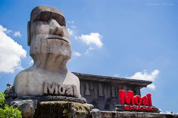 Moai เขาค้อ