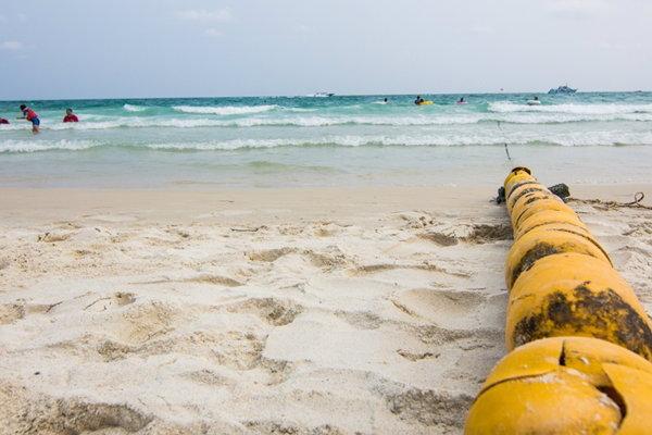 หาดทรายแก้วเกาะเสม็ด