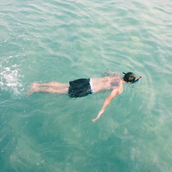 เกาะกูด น้ำใส