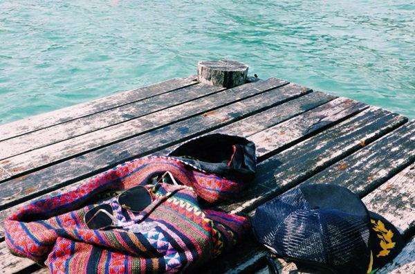โดดน้ำเล่นที่ เกาะกูด