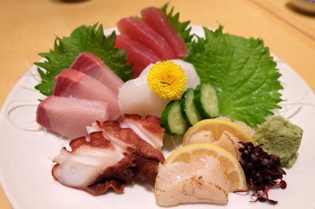 ซูชิ ญี่ปุ่น อร่อยมาก