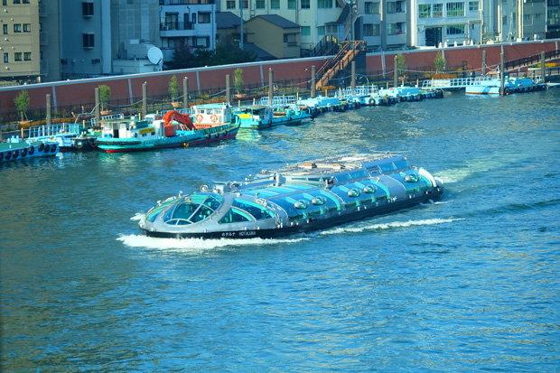 ล่องเรือ HIMIKO WATER BUS