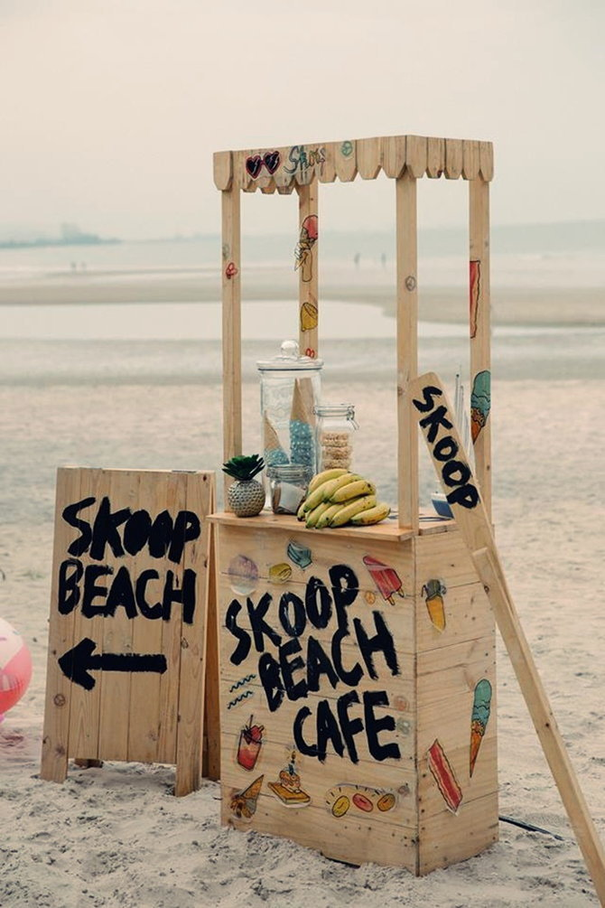 Skoop Beach Cafe
