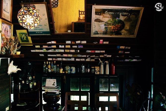 ร้านกาแฟ ระนอง