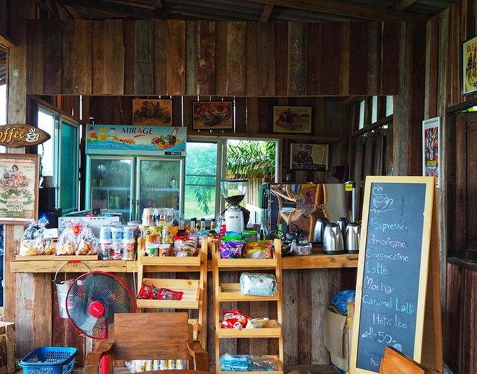 ร้านกาแฟ เชียงราย