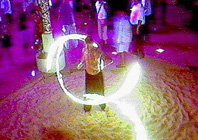 Full moon Party ที่หาดริ้น