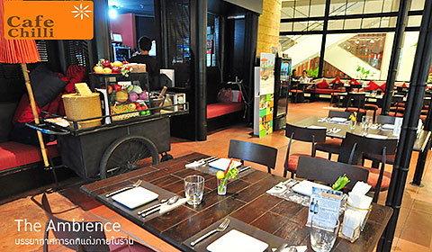 ร้าน Cafe Chilli