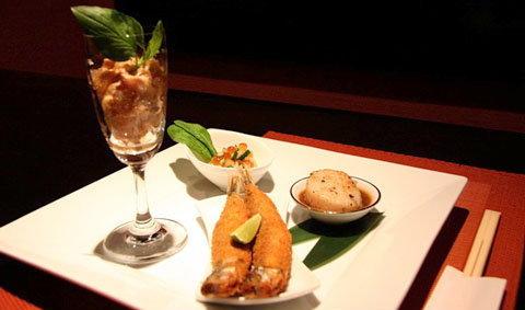 ควงหวานใจไปดินเนอร์ความสดชื่น มิจิ ( Michi Japanese Restaurent)